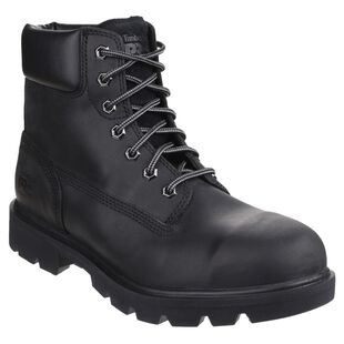 3a7feec02288 Mens Pro Sawhorse Lace Up Safety Boots (Black)