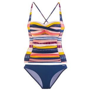 4a09529a4b3a20 Protest. Womens Limoncello D Cup Tankini (Beet Red)