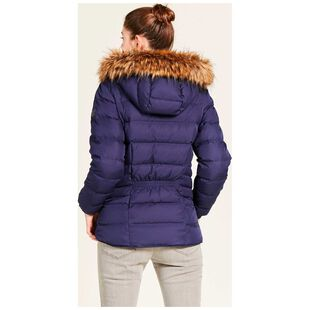 0226b46d6 Aigle Womens Rigdown Jacket (Indigo Blue) | Sportpursuit.com