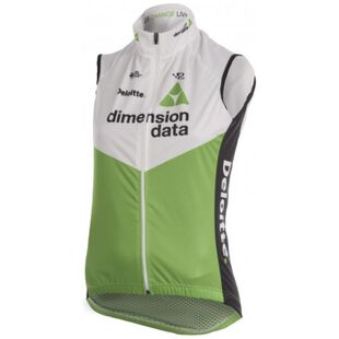 bc4385a2c Womens 2018 Performance Fit Gilet (Green White Black)