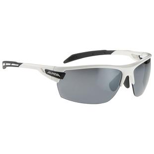 12954299bc0 Tri-Scray Multi Lens Sunglasses (White Black)