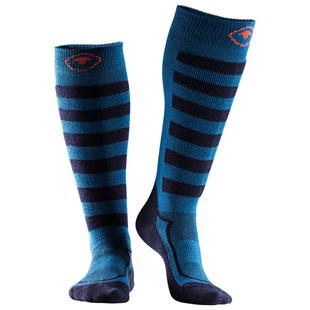 Men's Construct Tech Ski Socks Admiral Oxford Blue | Dare2b