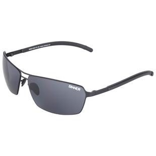 440067308 Sinner. Madura Sunglasses (Matte Black/PC ...