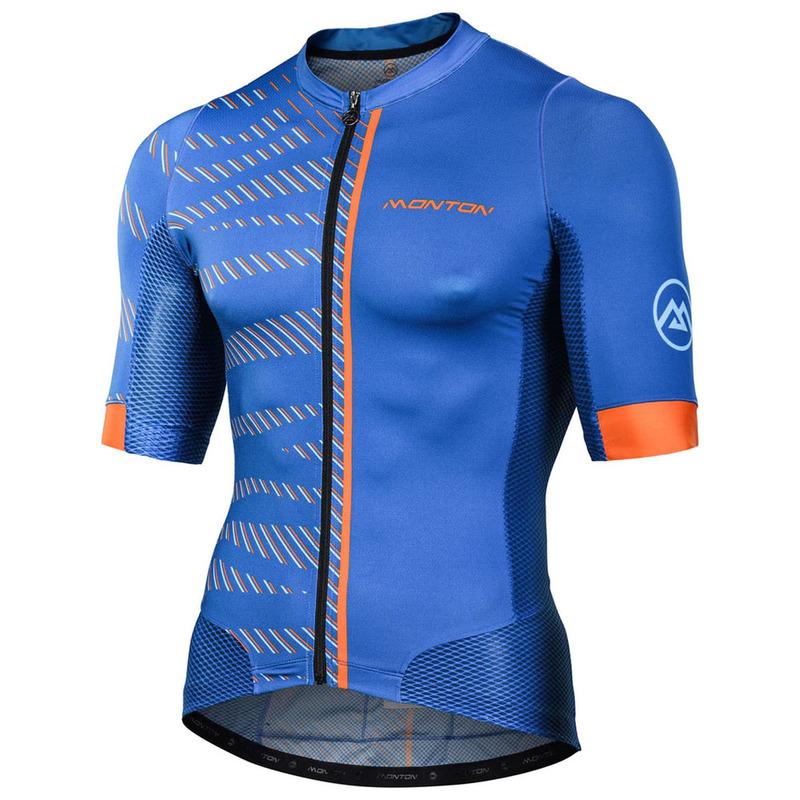f34386764 Monton Mens Selvaggio Jersey (Blue)