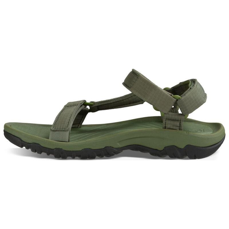 9afc35f6273ac Teva Mens Hurricane XLT Beauty And Youth Sandals (Green)