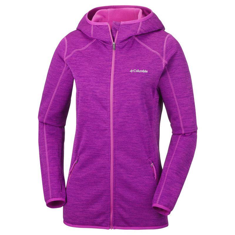 Sapphire Trail Columbia Womens Fleece Jacket