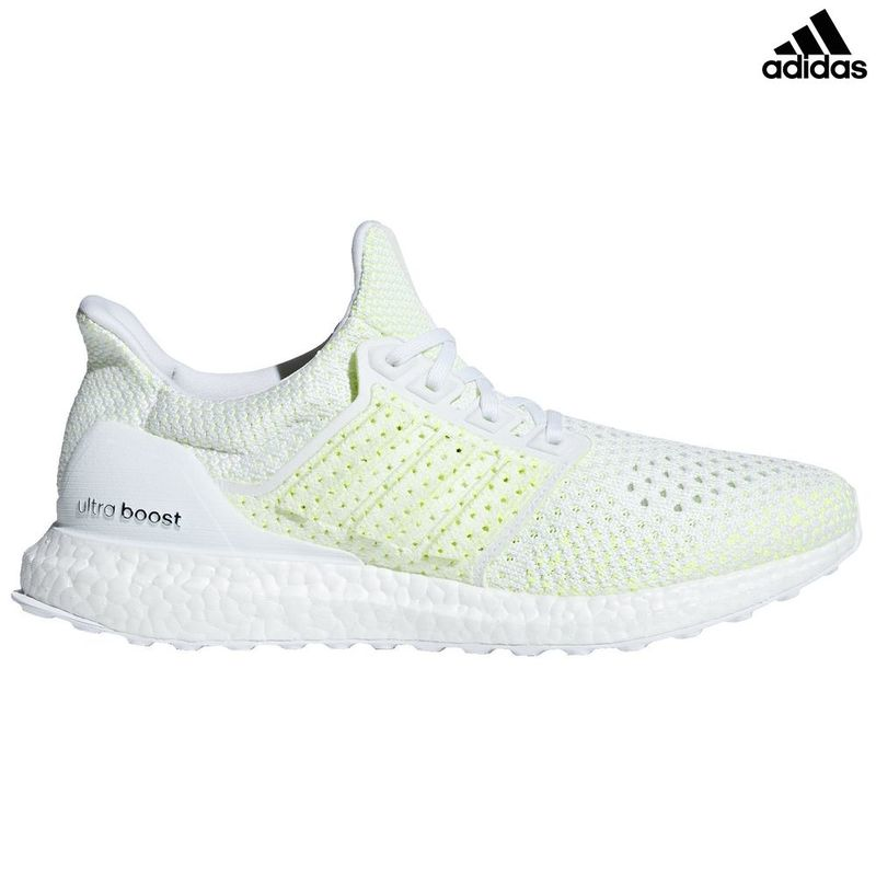 3486951b43a Adidas Mens Ultraboost Clima Shoes (Ftwr White Ftwr White Solar Red)