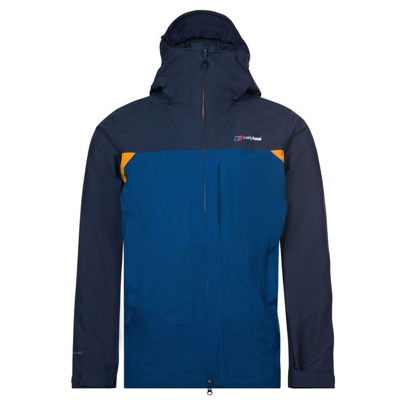 b1414965f Berghaus Mens Chombu Waterproof Jacket (Deep Water/Dusk) | Sportpursui