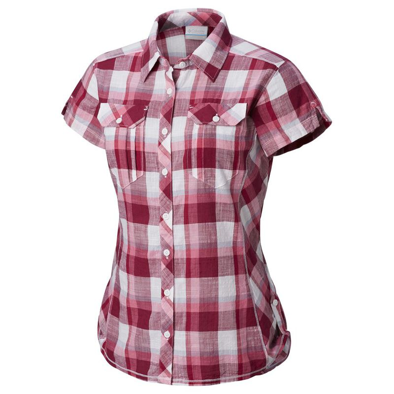 Columbia Womens Camp Henry Shirt