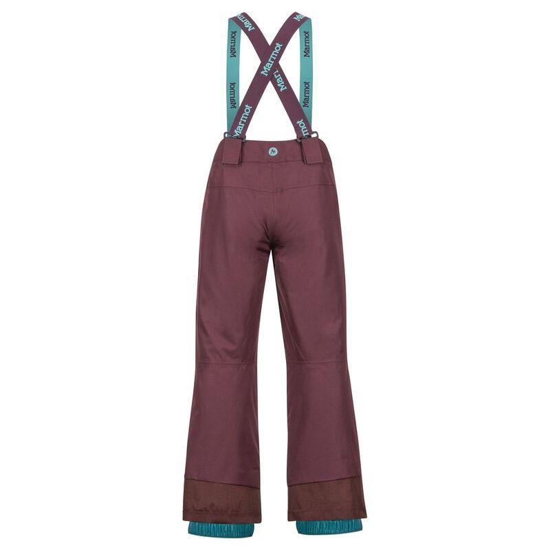 6d27b4ed8 Marmot Girls Starstruck Trousers (Burgundy) | Sportpursuit.com