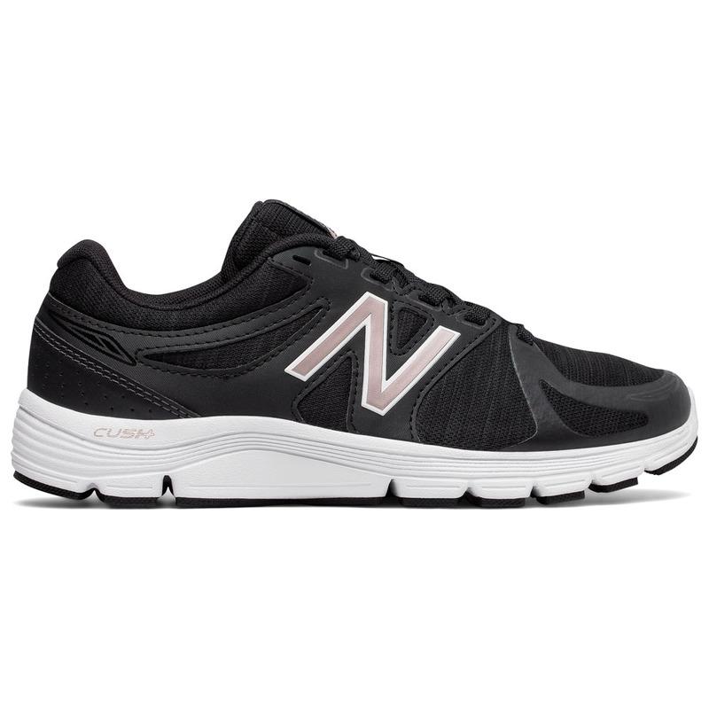 premium selection c151f 9034f New Balance Womens 575 V3 Running Shoes (Black ...