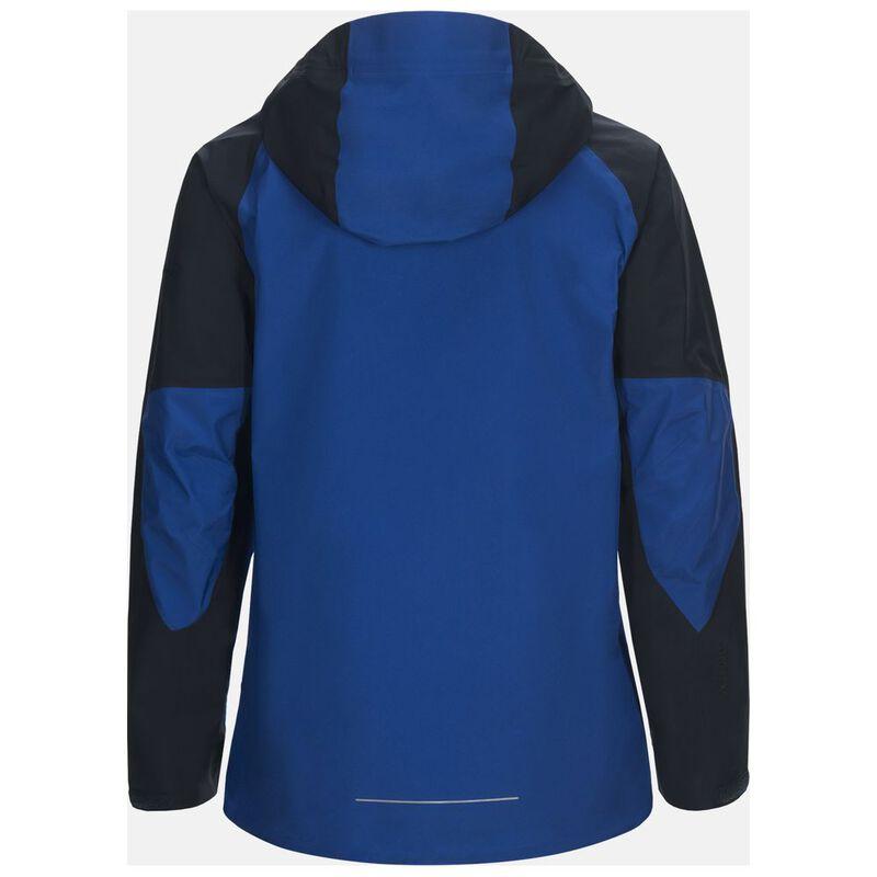 buy popular 35c20 0e36e Peak Performance Mens GTX Tour Shell Ski Jacket (Island Blue ...