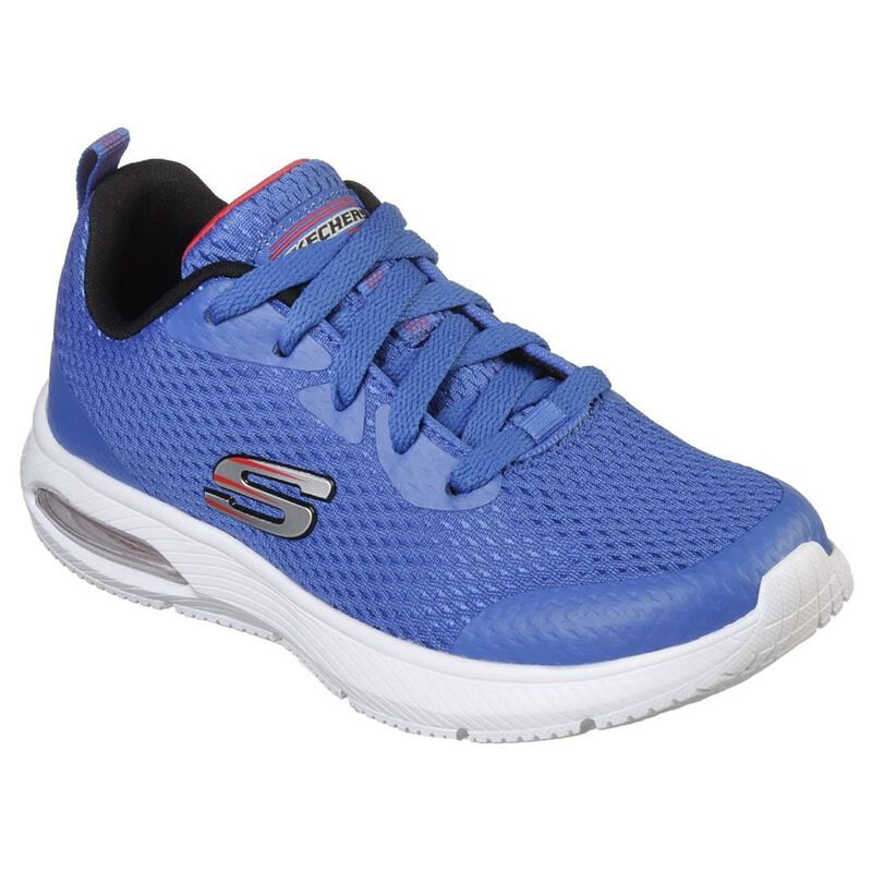 best value eaa71 54fc4 Skechers Kids Dyna-Air Quick Pulse Shoes (Royal Blue ...
