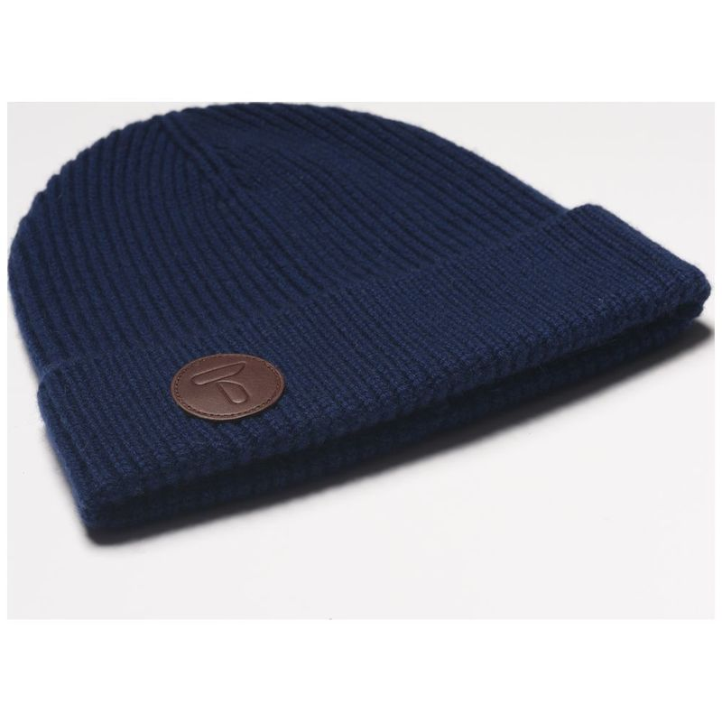 1867be7fe1f Tufte Essential Cashmere Beanie (Midnight Blue)