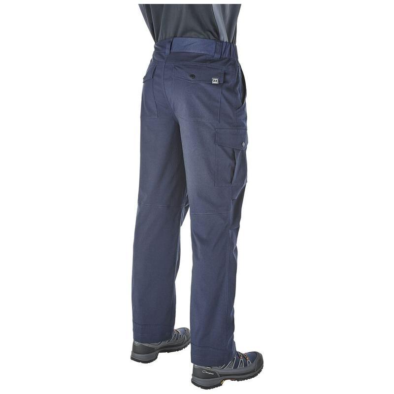 uk availability shop exquisite design Berghaus Mens Navigator II Trousers (Navy) | Sportpursuit.com