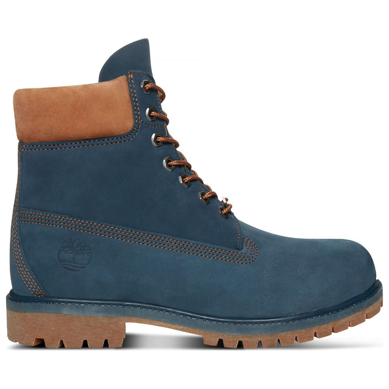 3b652a21501a Timberland Mens 6 In Premium Boots (Navy)