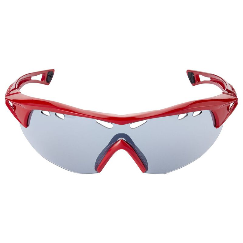 Madison Recon Glasses 3-Lens Pack (Gloss Red Frame/Carl