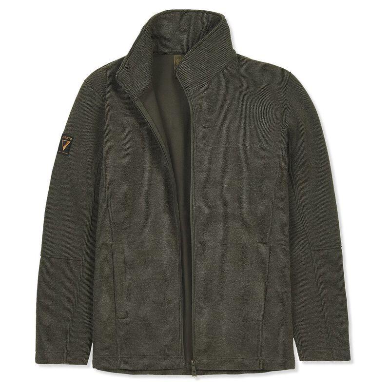 8e349d09aef0d6 Musto Mens Tech Wool Fleexe Jacket (Forest Green)
