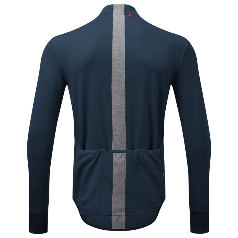 a02ede278 Ashmei Mens Cycle Midlayer Jersey (Navy)