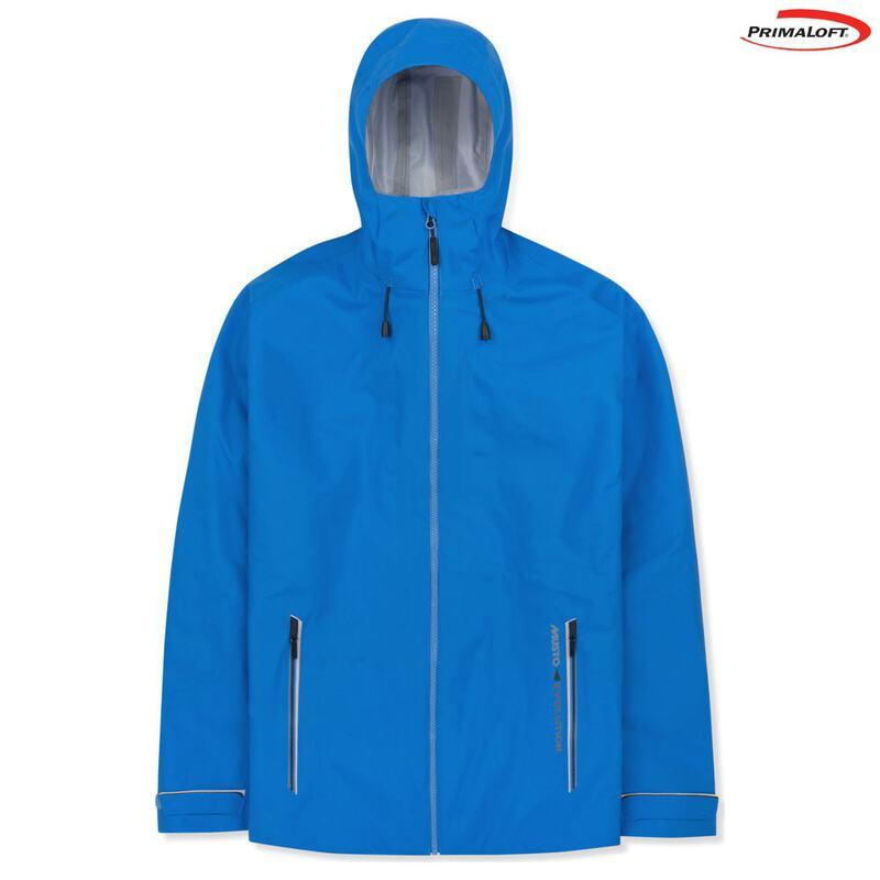 f0976fd635 Musto Mens Splice BR2 Jacket (Brilliant Blue)   Sportpursuit.com