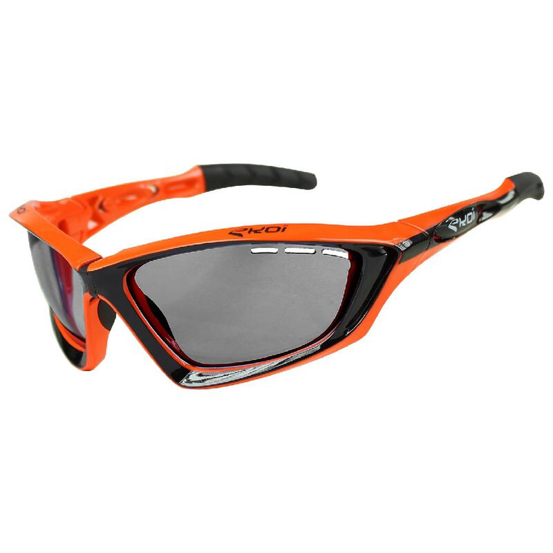 0b47448904 Ekoi Fit First Photochromic Sunglasses (Black Orange)