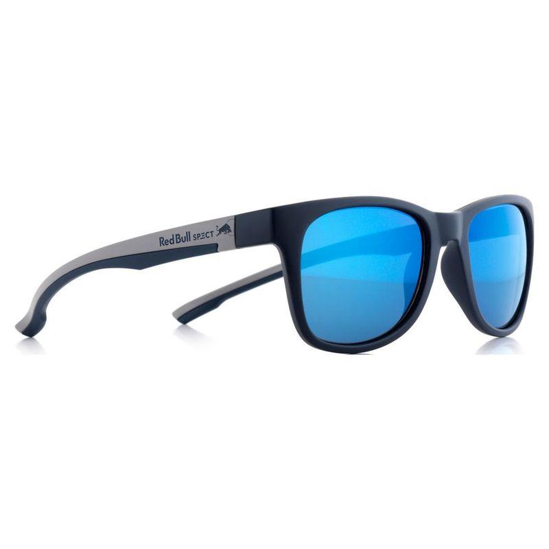 c2d027c748 Red Bull SPECT Indy Polarized Sunglasses (Matte Dark Blue Matte Grey)
