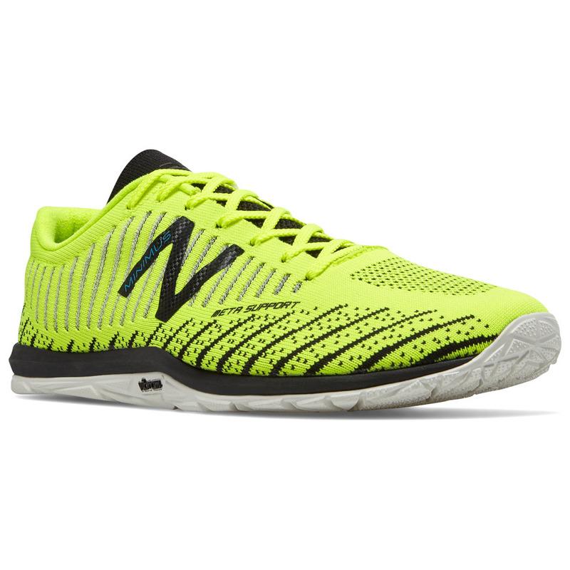 New Balance Mens MX20 V7 Shoes (LimeBlackBolt