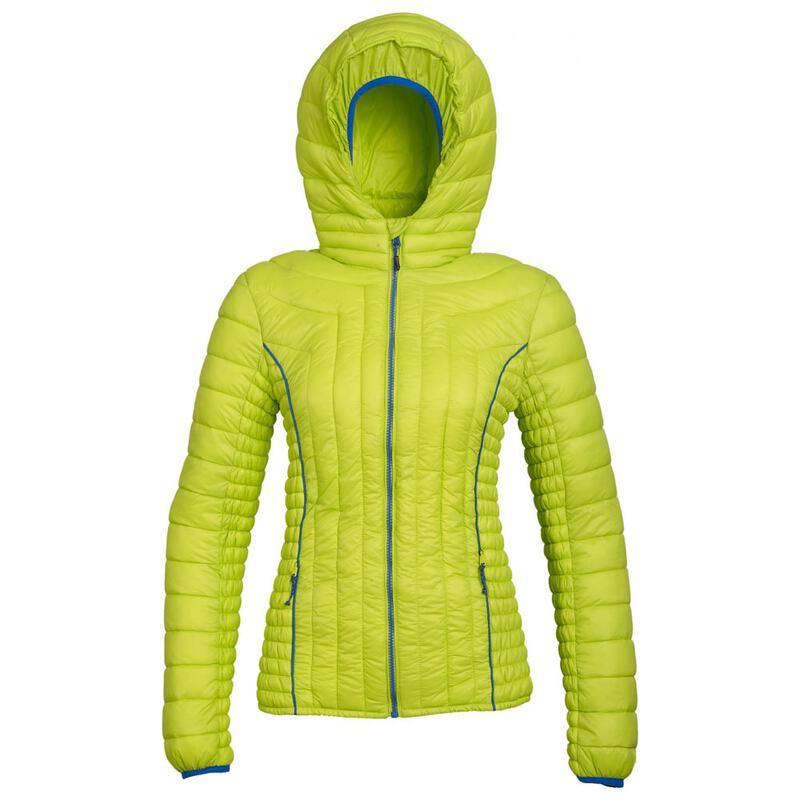 01f96b677 Rock Experience Womens New Manaslu Jacket (Lime Punch ...