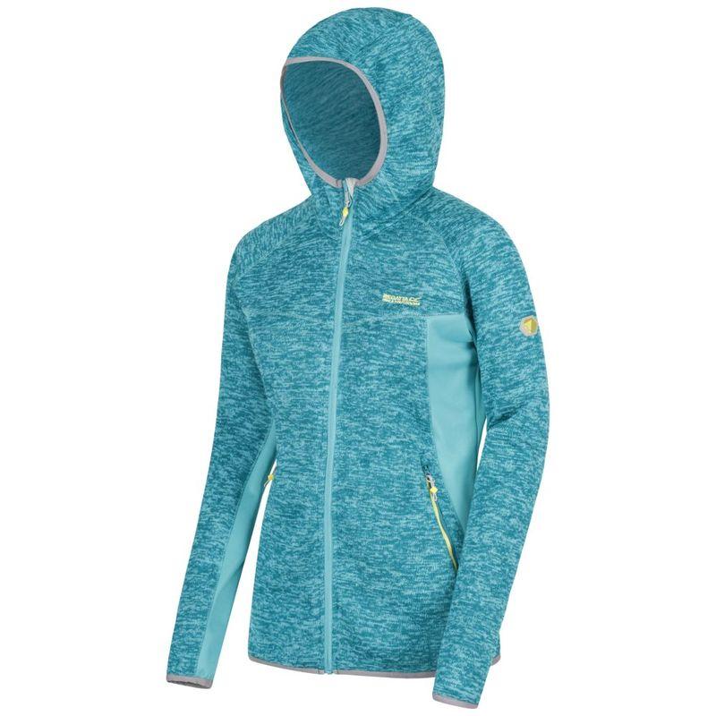 ce3899b03 Regatta Womens Willowbrook V Fleece Jacket (Deep Lake/Atlantis)   Spor