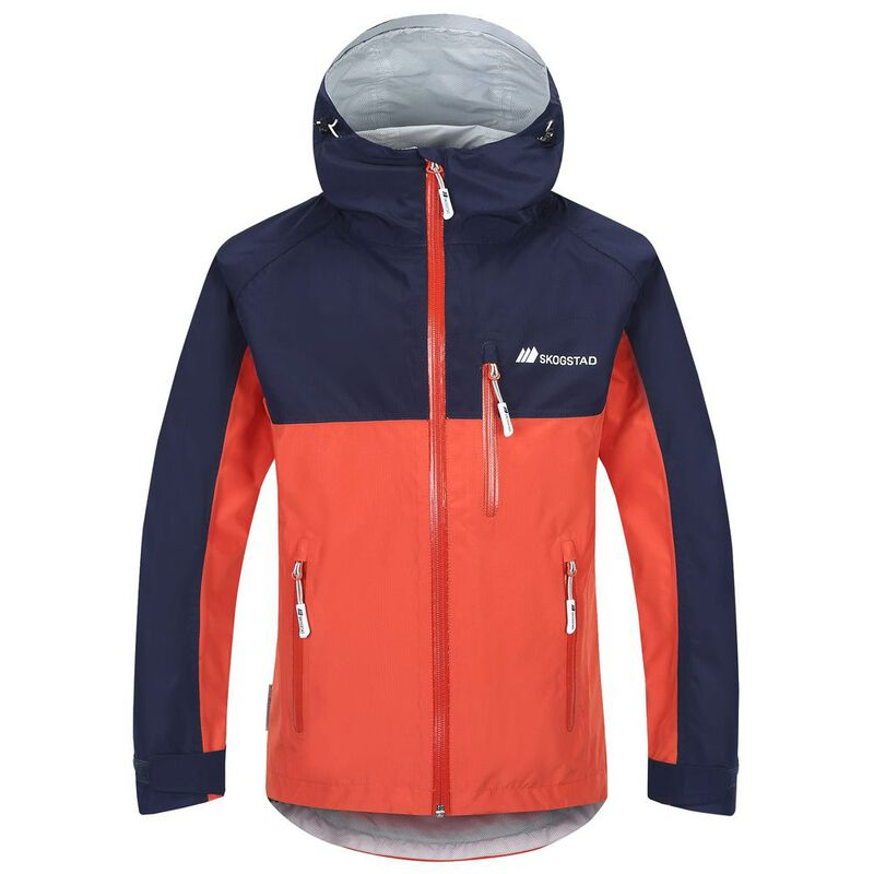 2a8421bb2 Skogstad Kids Vadso Waterproof Waterproof Jacket (Chilli) | Sportpursu