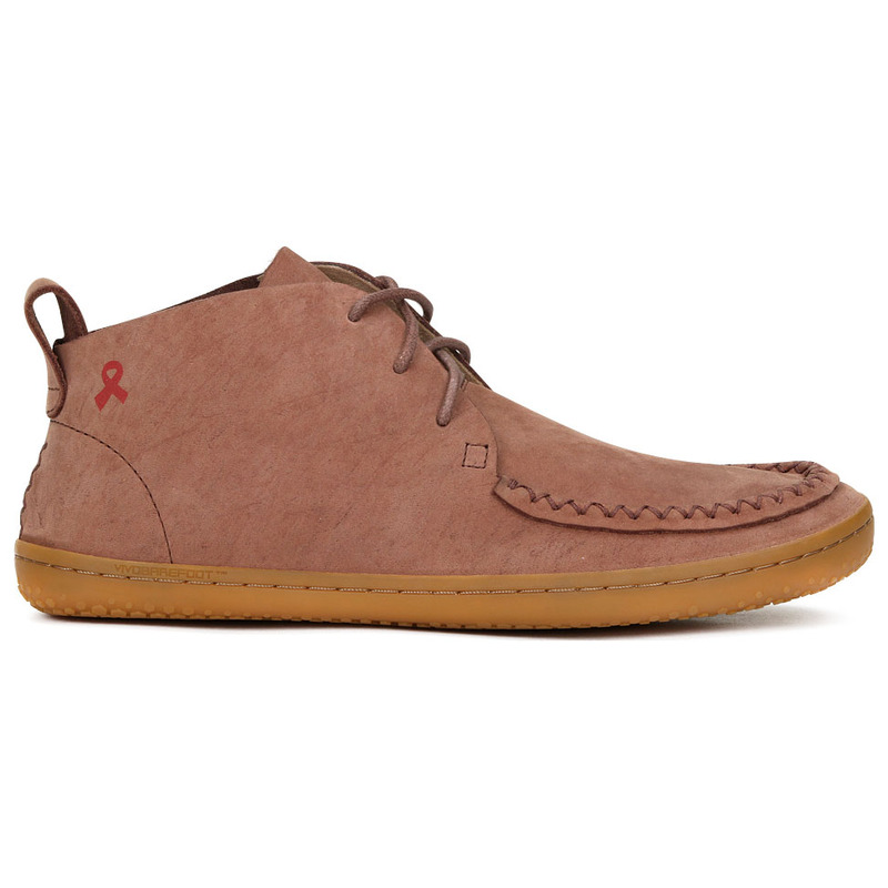 Vivobarefoot Mens Soul of Africa Kembo Boots (Tan