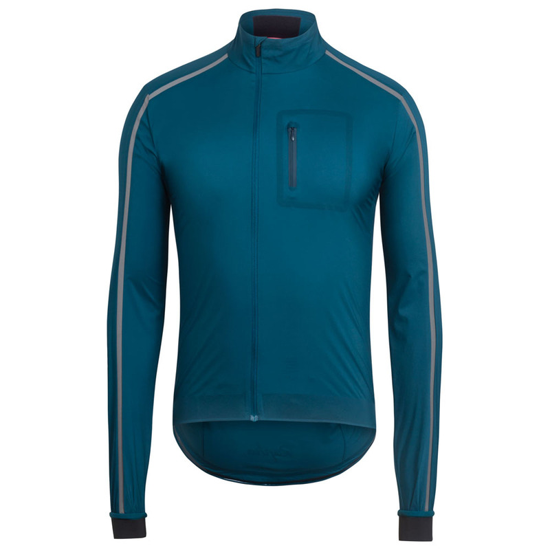 70ec01dfc Rapha Mens Classic Wind Jacket II (Blue) | Sportpursuit.com