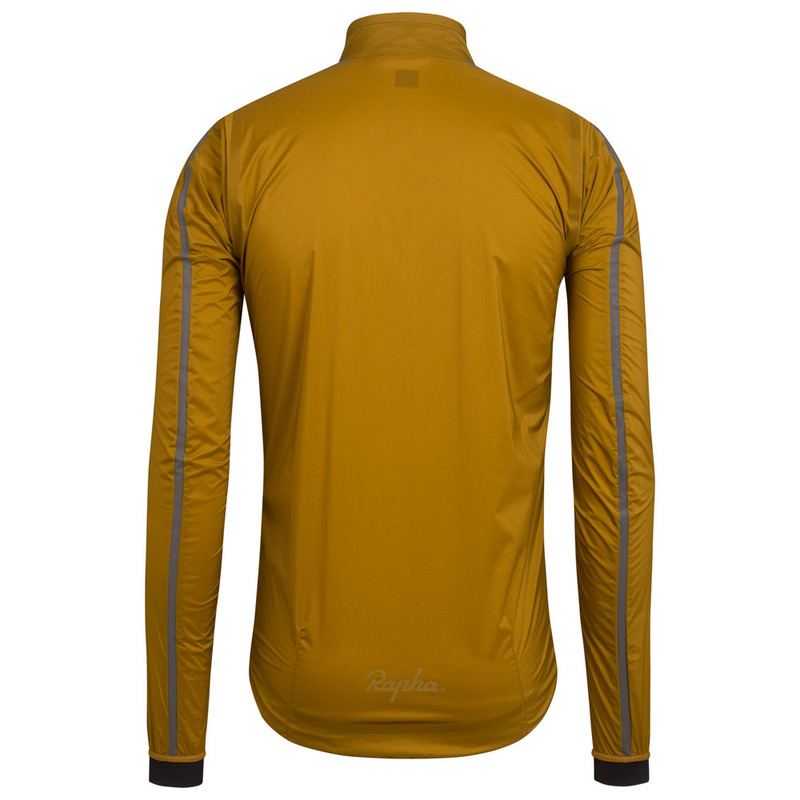 1b455770d Rapha Mens Classic Wind Jacket II (Gold) | Sportpursuit.com