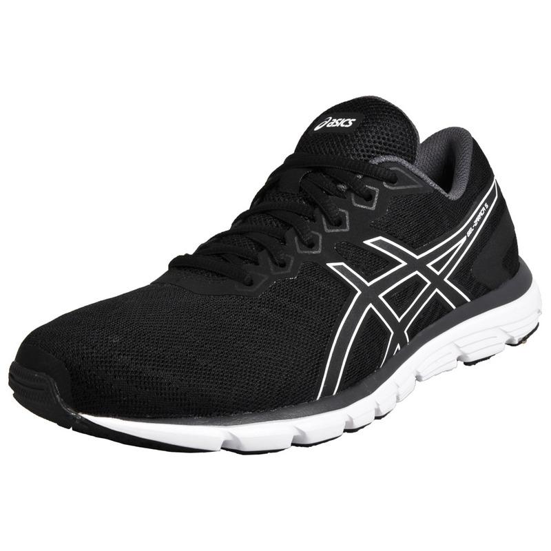 Asics Mens Gel Zaraca 5 Shoes (BlackDark GreySilver