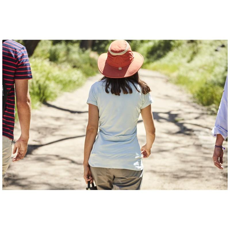 212d414c4c8bb Tilley T4MO-1 The Hiker Hat (Orange)