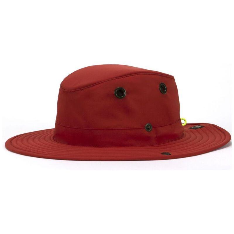 Tilley TWS1 The Paddler Hat (Red)  54dfa9d4d46