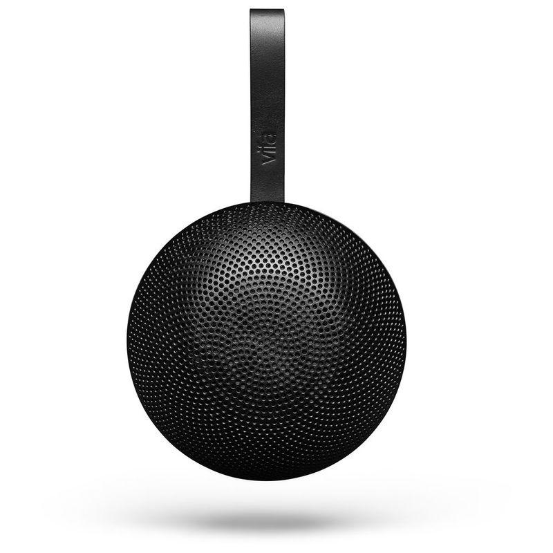 Vifa Reykjavik Bluetooth Speaker (Lava Black) | Sportpursuit com