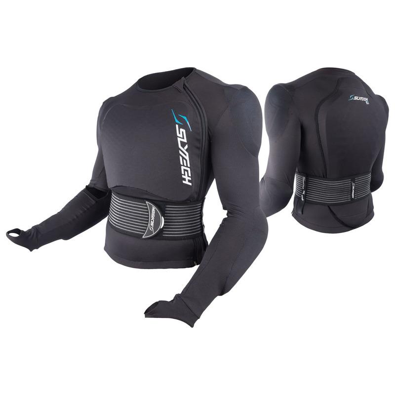 f205c44e2e8 Slytech Multipro No Shock XT Protection Jacket (Black)   Sportpursuit.