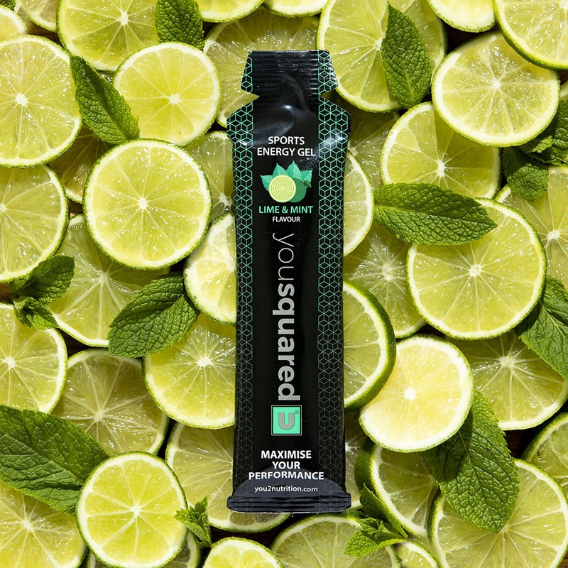 YouSquared Energy Gels